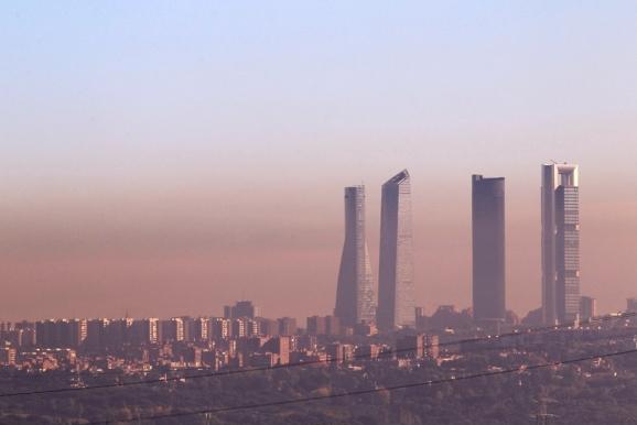 Contaminación_Madrid